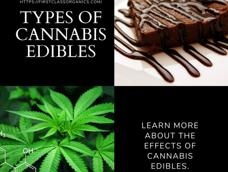 Types of Cannabis Edibles
